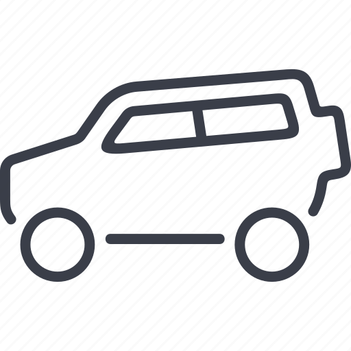 automobile, car, delivery, transport, transportation, vehicle icon