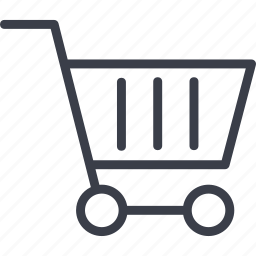 basket, delivery icon