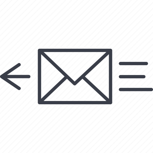 delivery, message icon