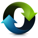 arrows, exchange, interact, refresh, reload, swap, sync, update icon