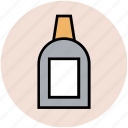bottle, care, dental, hygiene, liquid, mouthwash, oral icon