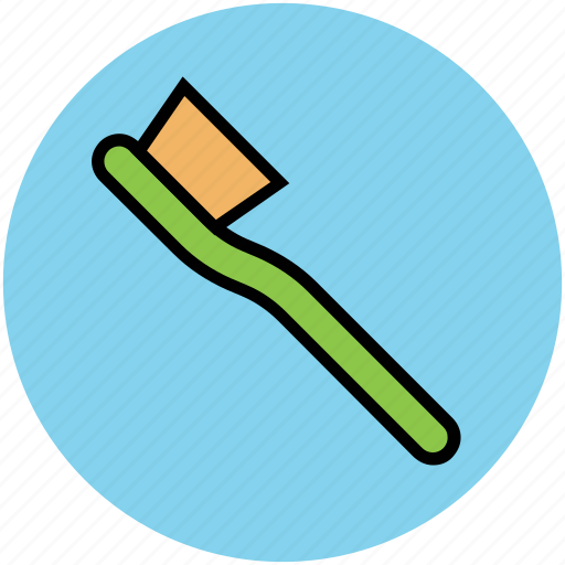 cleaning tool, cleans, dental, dental care, hygiene, tooth-brush, toothbrush icon