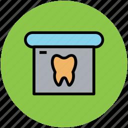 dental clinic, dental department, dental hospital, dental office, dentist, dentistry, stomatology icon