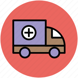 ambulance, emergency, fast, speed, transport, vehicle, velocity icon