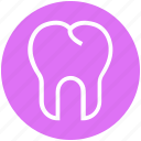 .svg, crack, dental teeth, dentist, stomatology, tooth icon