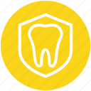 .svg, dental, dentistry, healthy, insurance, protection, stomatology icon