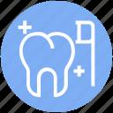 .svg, brush, cleaning, dental, dentist, teeth, tooth