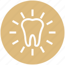 .svg, bright, dental, dental care, dentist, tooth, white tooth icon