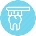.svg, brush, cleaning, dental, dentist, teeth, tooth icon