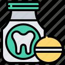 dental, drug, painkiller, pharmacy, pill icon
