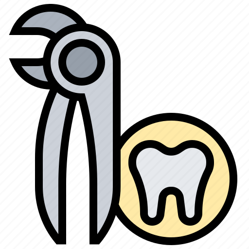 dental, extraction, teeth, tool, tooth icon