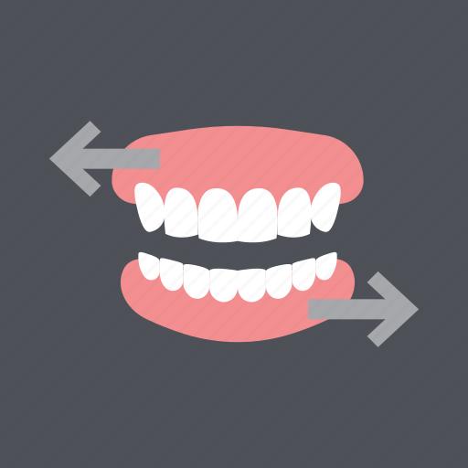 dental, dentist, gum, health, medical, teeth, tooth icon