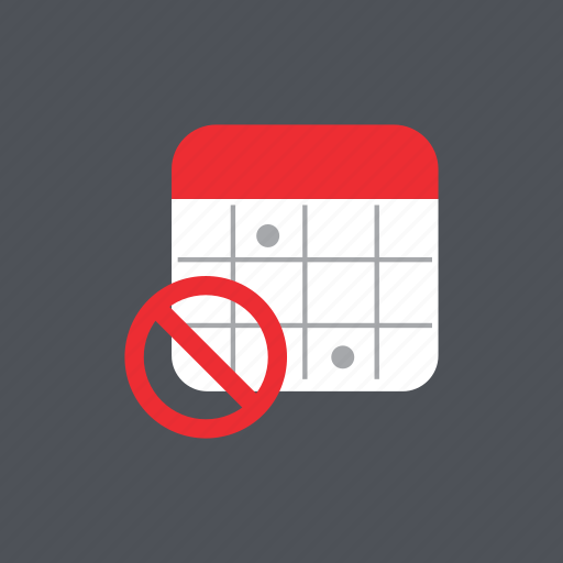 calendar, checklist, dental, no double checkup, plan, schedule, treatment icon