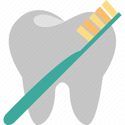 Cleaning, dental, care, dentistry, hygiene, tooth, toothbrush icon - Download on Iconfinder