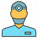 doctor, medical, orthodontist, orthopedic, people, physician icon