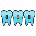 care, dntal, stomatology, teeth, tooth icon