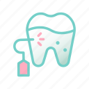 dental, dentist, plaque, scaling, tartar, tooth, treatment