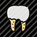 dental, dentist, dentistry, mouth, stomatology, teeth, toothbrush icon