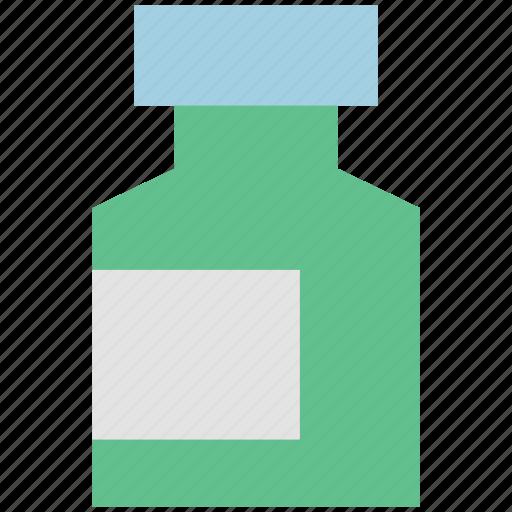 drug, jar, medicine bottle, pills, syrup, tablets icon