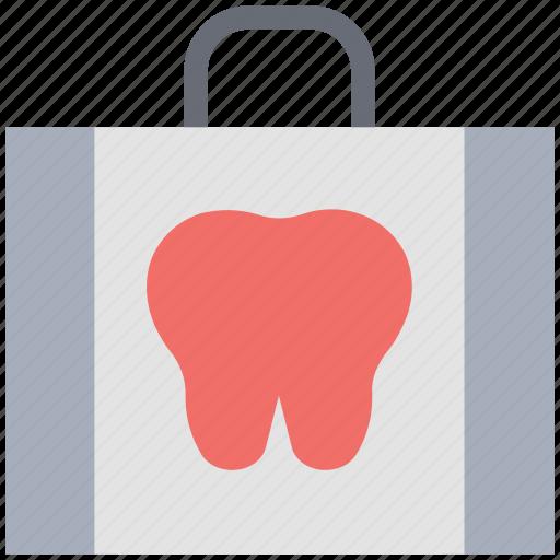 bag, dentist bag, dentist kit, first aid kit, kit, pharmacy kit icon