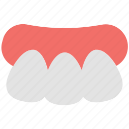 anatomy, braces, dental, dental braces, human teeth, teeth braces icon