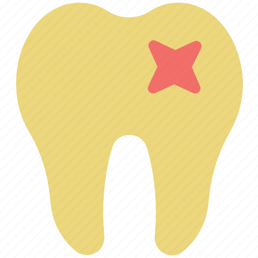 dental care, dental disease, dental filling, dental pain, protection, tooth disease icon
