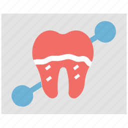 dental care, dental disease, dental filling, dental pain, protection, tooth disease icon