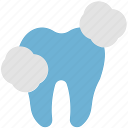 caries, cavity, cleaning of teeth, dental, hygiene, stomatology, tooth icon