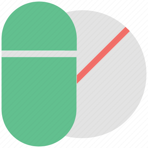 capsule, drugs, medications, medicine, pharmacy, pill, tablet icon