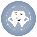 clean, dental, dentist, tooth icon