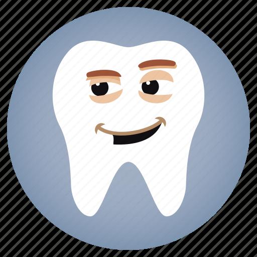 dental, dentist, fake, smile, tooth icon