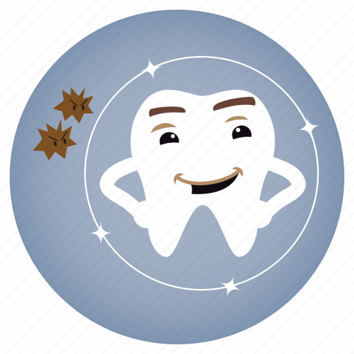 dental, dentist, protected, tooth icon