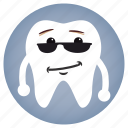 dental, dentist, smacky, tooth icon