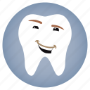 dental, dentist, smile, tooth icon