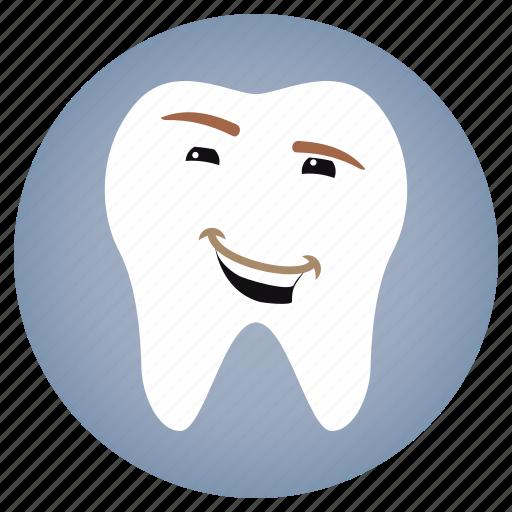 dental, dentist, smile, tooth icon
