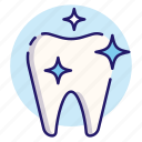 clean, dental, healthcare, healthy, healthy tooth, mouth, tooth icon