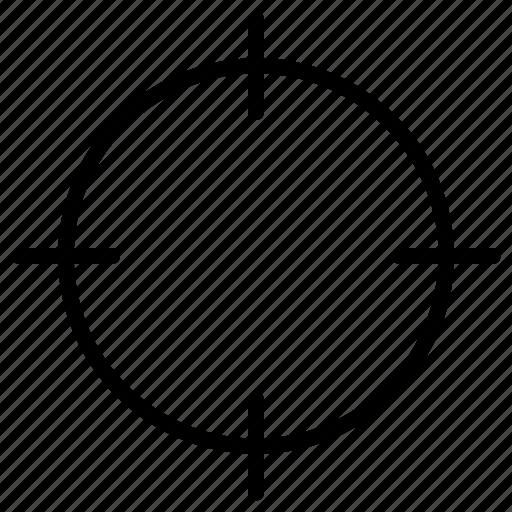 achievement, aim, dartboard, focus, goal, target icon