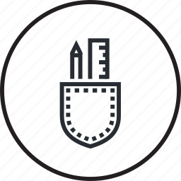 design, graphic, line, tool icon