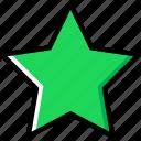 design, graphic, star, tool icon