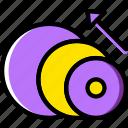design, graphic, sizer, symbol, tool icon