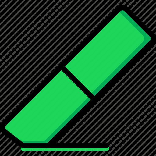 design, erase, graphic, tool icon