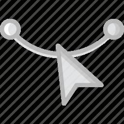 design, graphic, reshape, tool icon