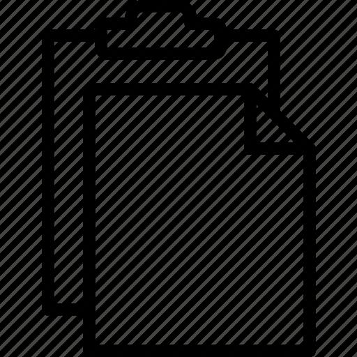 clipboard, design, graphic, tool icon