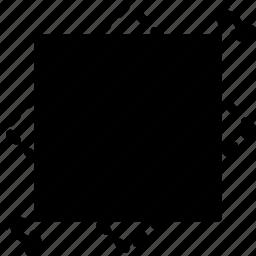 design, graphic, rotate, tool icon