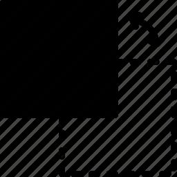 design, form, graphic, swipe, tool icon