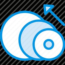 design, graphic, sizer, tool icon