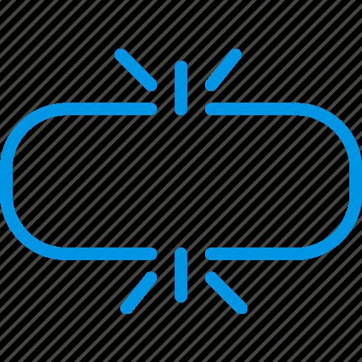 break, design, graphic, line, tool icon