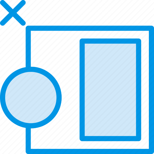 changes, design, discard, graphic, tool icon