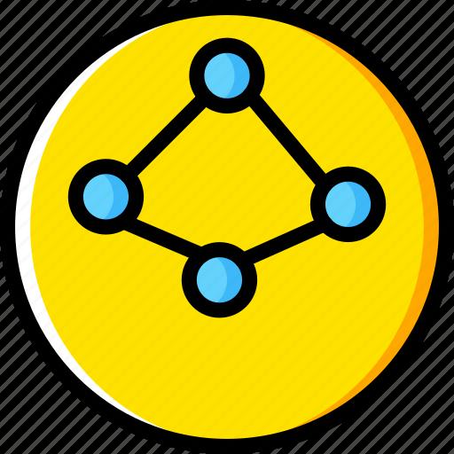 design, graph, graphic, radar, tool icon