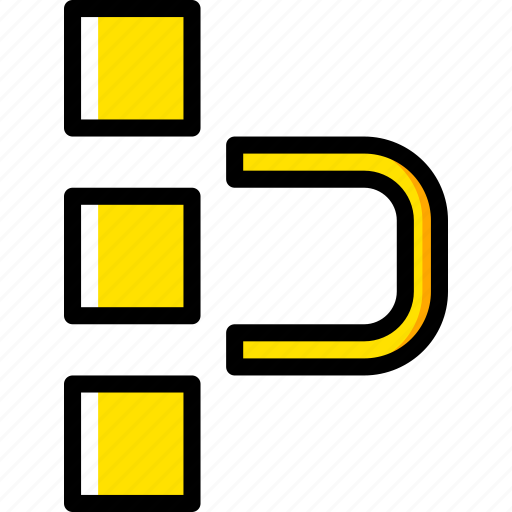 align, art, design, graphic, grid, to, tool icon